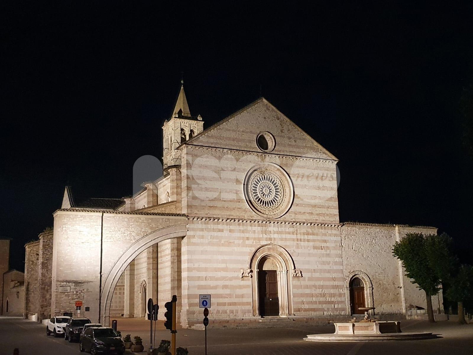 Festa del Voto 2021, si inaugura la nuova illuminazione di piazza Santa Chiara