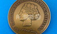 Assisi per Dante ottiene la medaglia del presidente della Repubblica