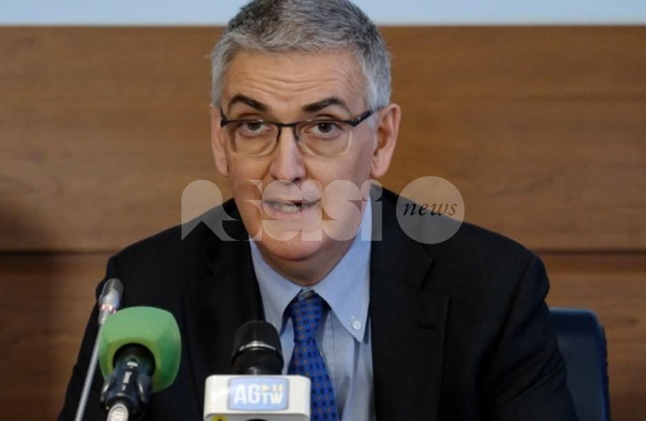 Silvio Brusaferro all'ultima lezione della scuola socio politica Toniolo