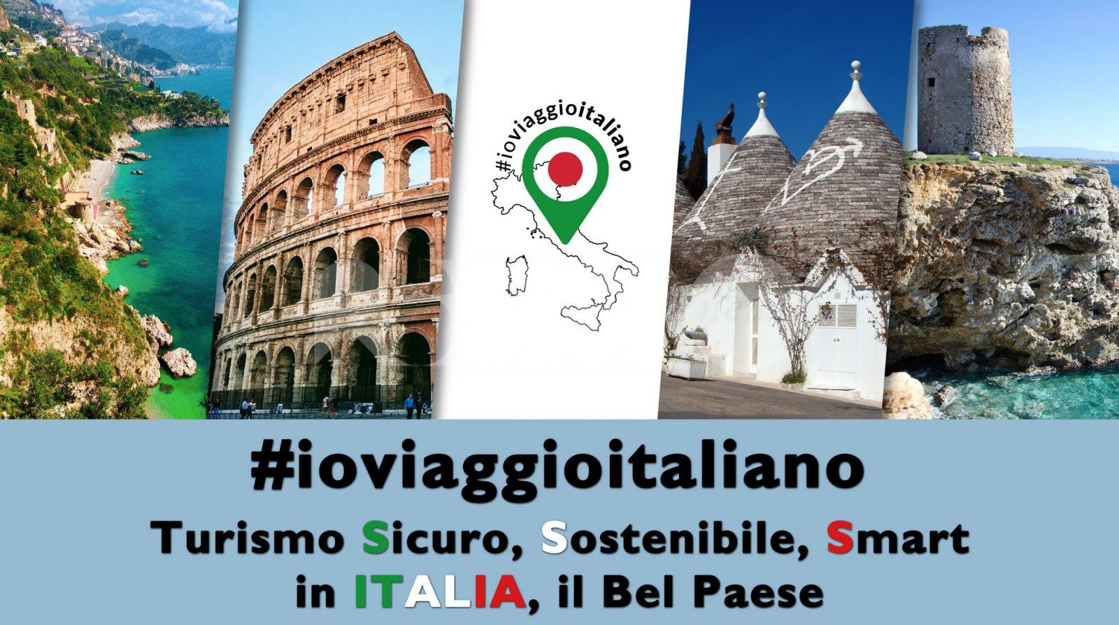 #ioviaggioitaliano, anche Assisi aderisce alla campagna per il turismo sicuro