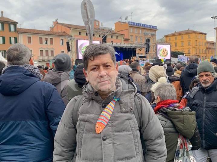 """Luigino Ciotti candidato sindaco per @Sinistra: """"Agli altri manca una visione di città"""""""