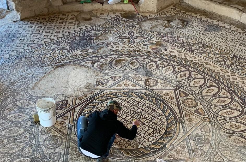 """""""Madaba, la città dei mosaici"""", domani l'inaugurazione a Palazzo Bernabei"""