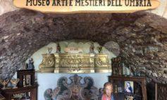 Museo delle Arti e dei Mestieri dell'Umbria, riapertura con il sindaco Proietti