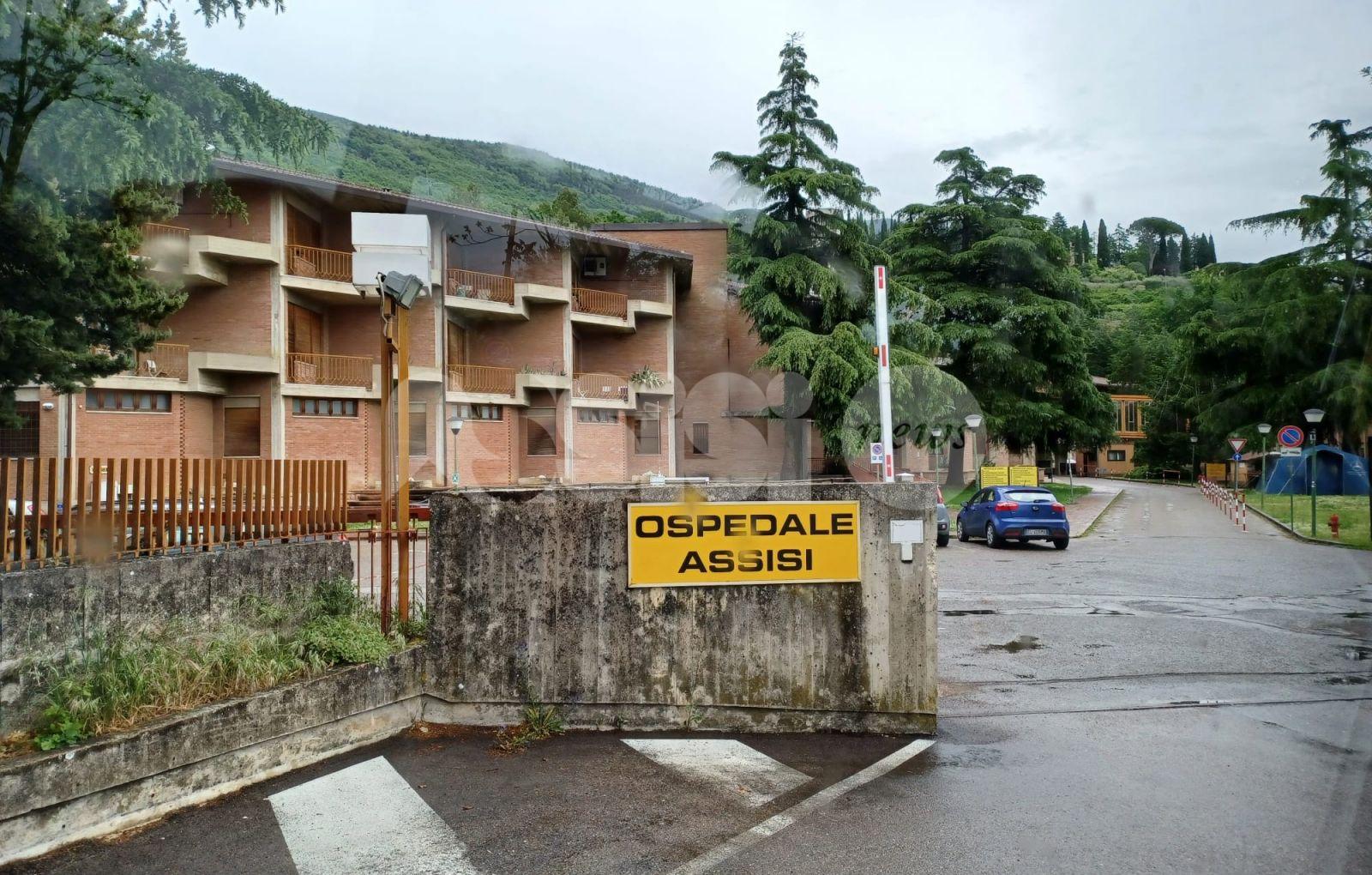"""Ospedale di Assisi, Paggi: """"Bene primario, da difendere e ricostruire"""""""