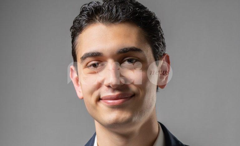Alessandro Mencarelli si candida per la Lega a sostegno di Marco Cosimetti