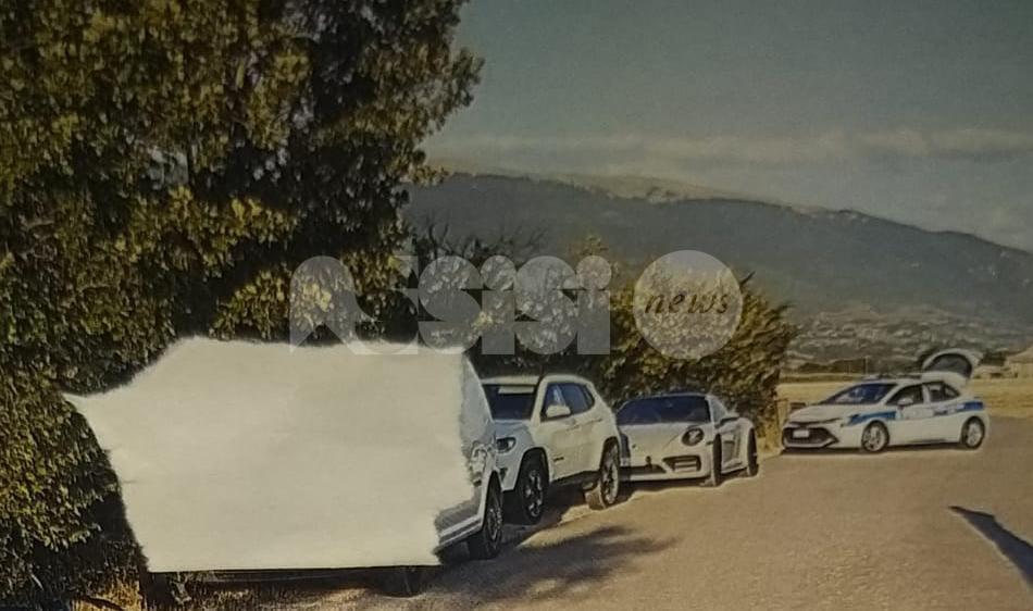 Scontro auto-ciclomotore tra Assisi e Bastia, donna perde la vita