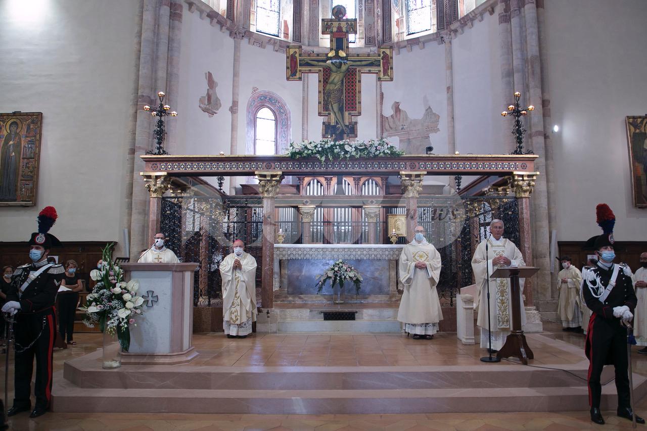 Festa Santa Chiara 2021, il programma delle celebrazioni ad Assisi