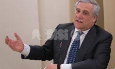 Nasce Progetto Assisi con Forza Italia, anche Tajani arriva a sostenere Cosimetti