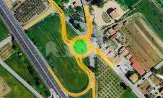 Rotatoria Passaggio di Assisi - Capodacqua, il consiglio approva l'iter