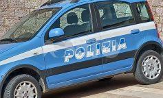 Aggredita dal marito in un parcheggio, donna salvata dalla Polizia