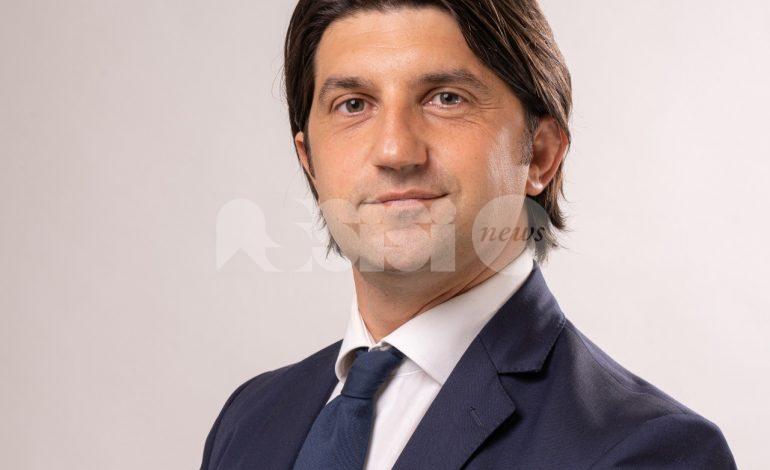 Simone Pasqualoni candidato per la Lega in consiglio comunale