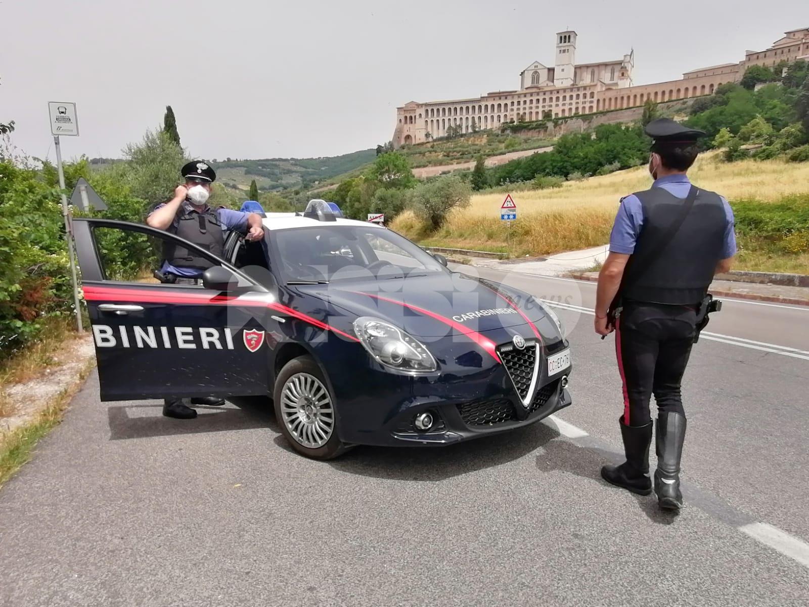 Maxi controllo del territorio a Ferragosto, due denunce