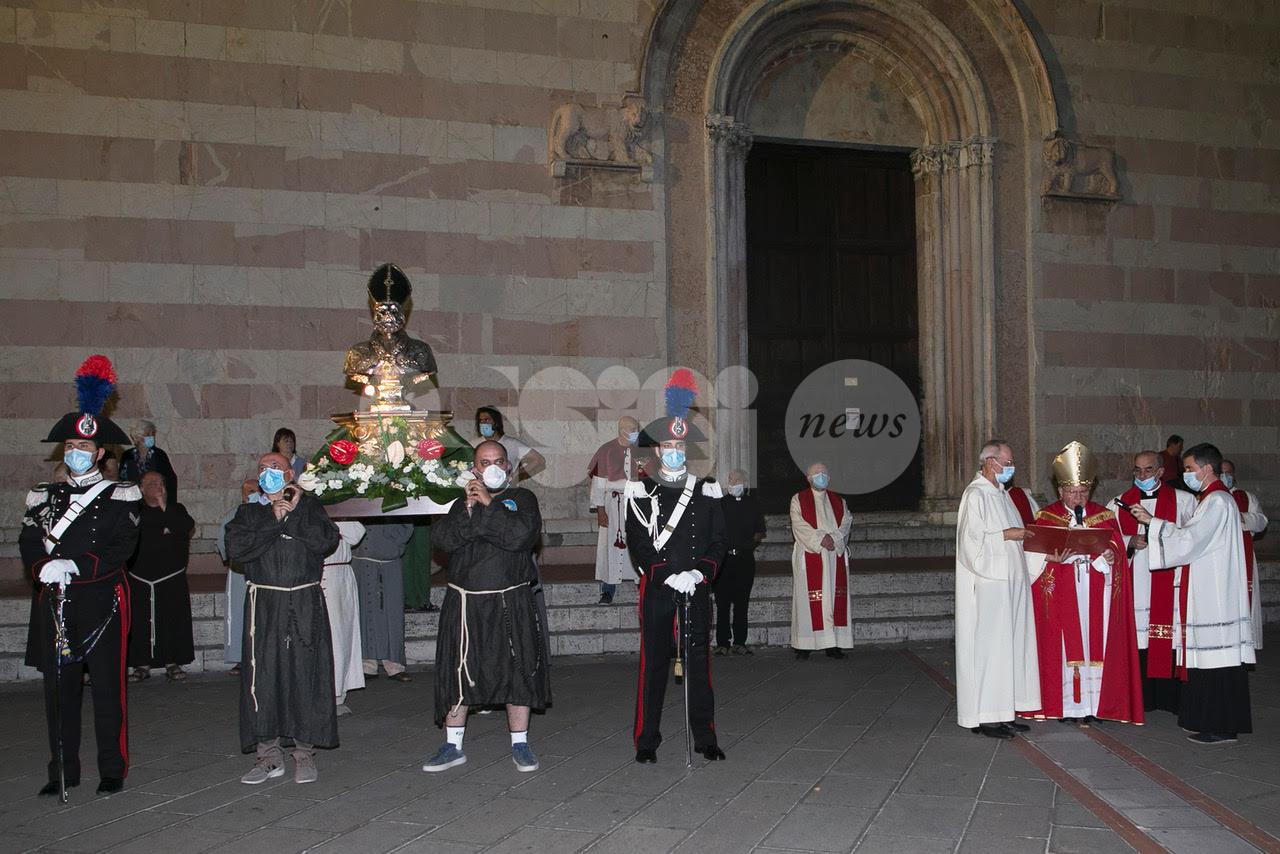 Solennità di Santa Chiara e San Rufino 2021, il programma delle celebrazioni ad Assisi