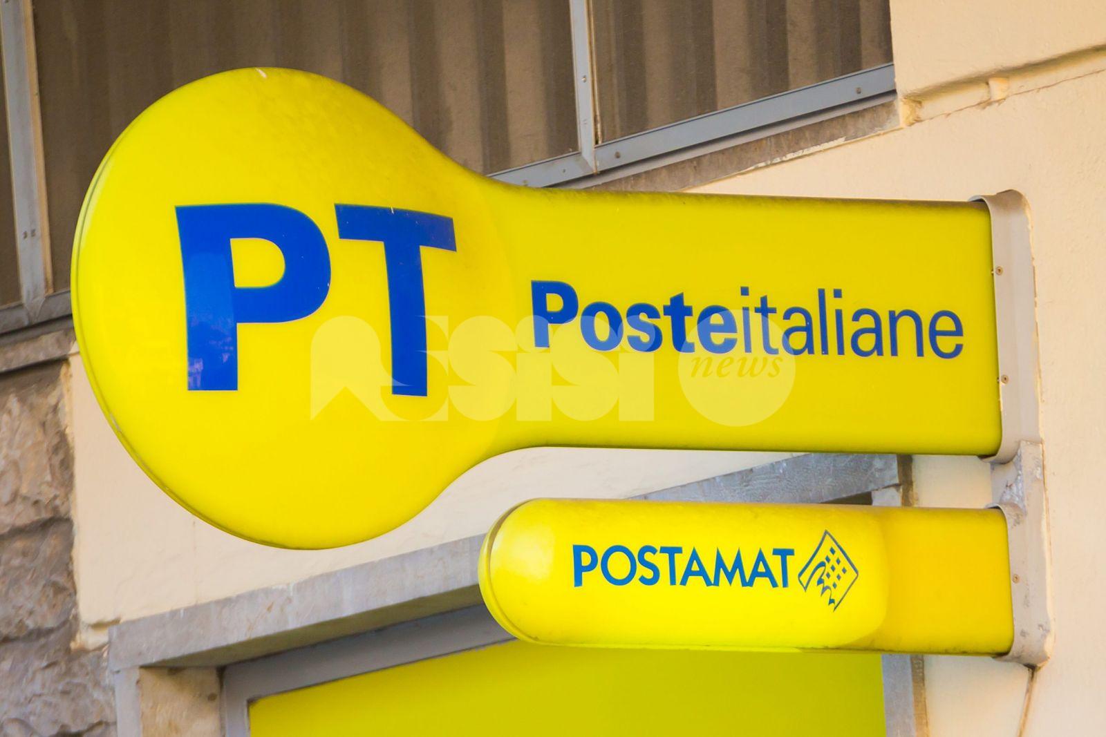Rapina all'ufficio postale di Palazzo: bottino da oltre 40.000 euro