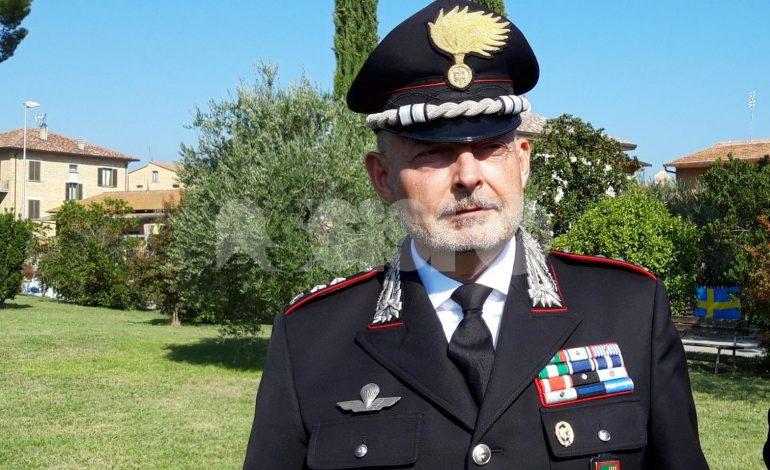"""Il tenente colonnello Marco Vetrulli lascerà a breve la compagnia di Assisi per un """"importante incarico"""""""