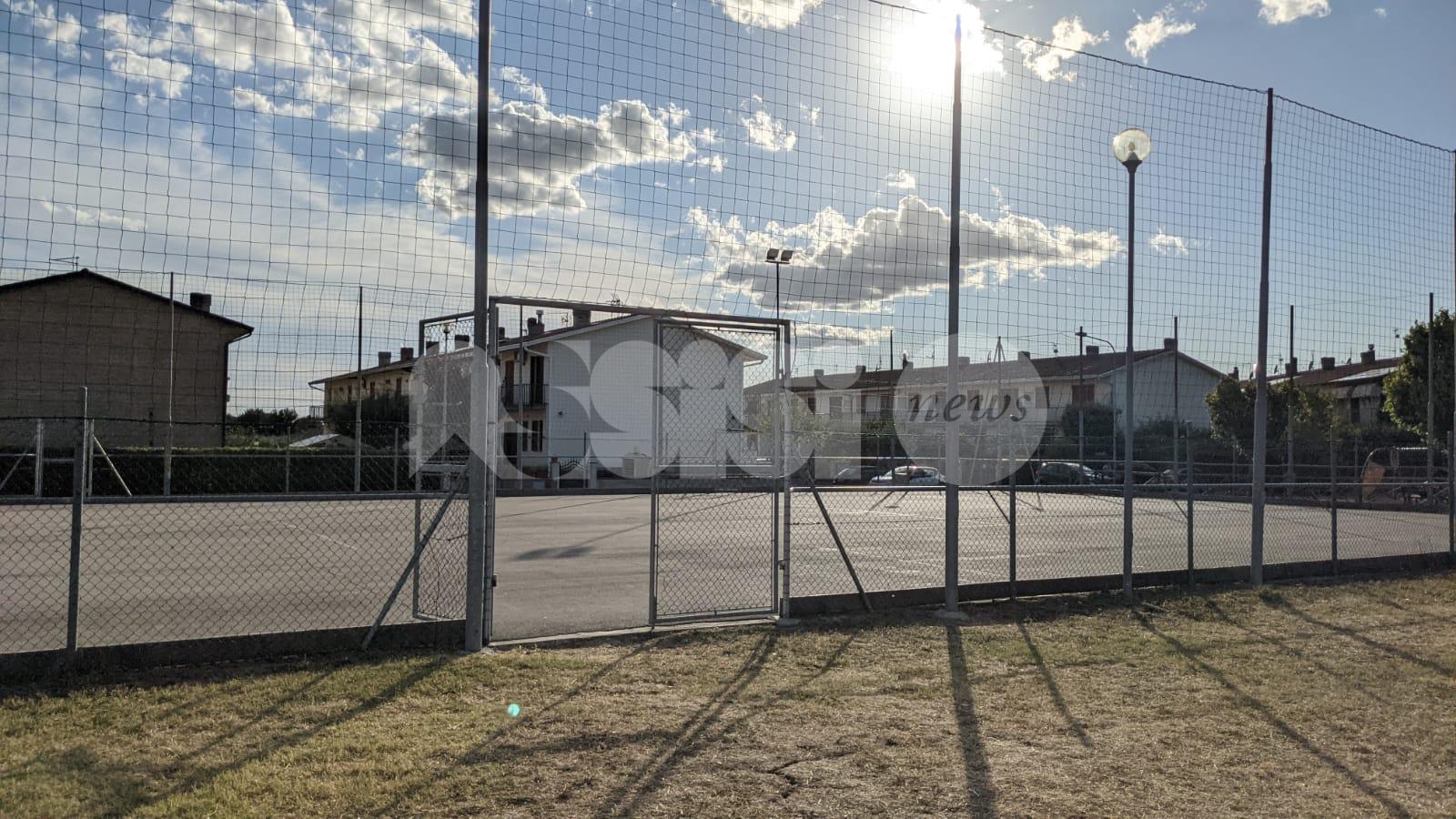 """Campetto di via Aldo Moro riqualificato, FdI Assisi: """"Bene la sistemazione, ma alla giunta manca una visione"""""""