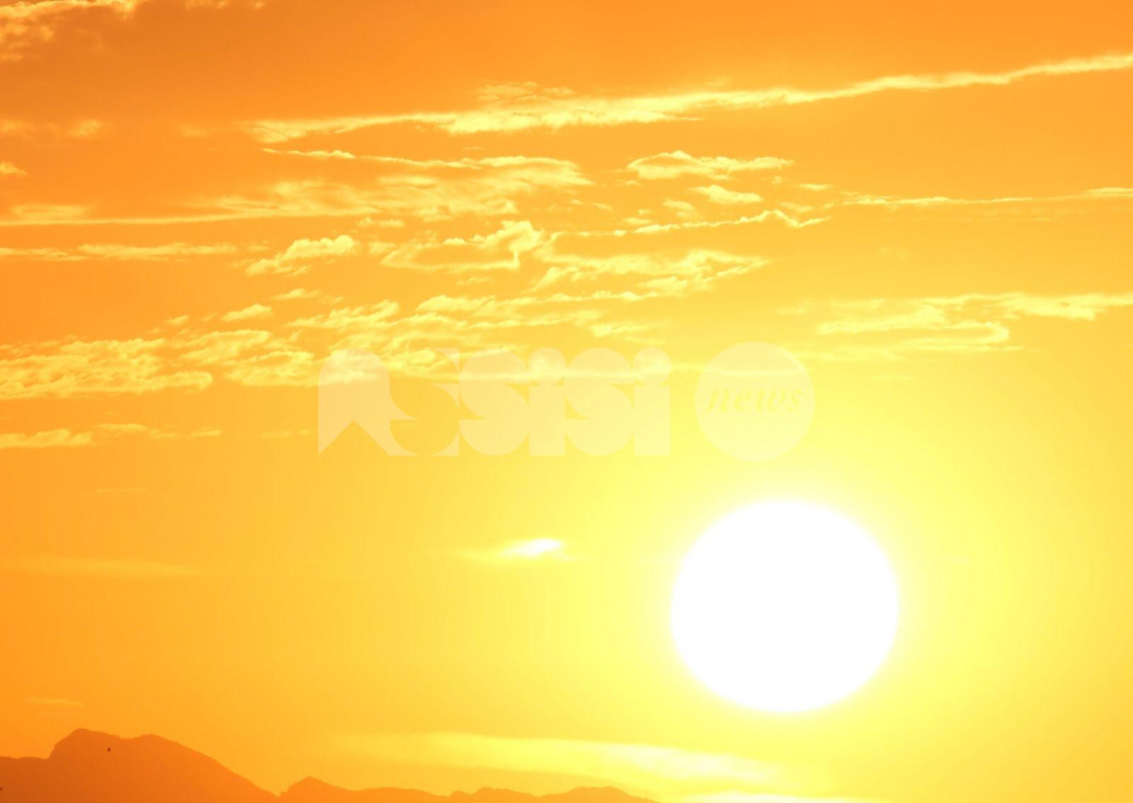 Meteo Assisi speciale Ferragosto 2021: è un'ondata di caldo record