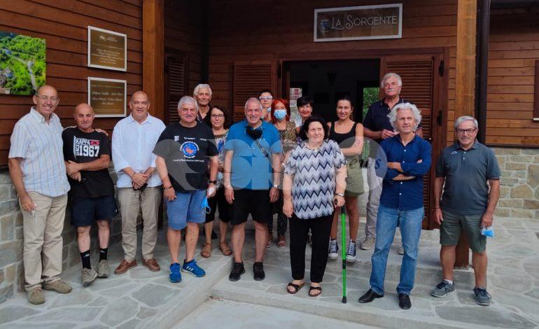 La Sorgente, a Capodacqua di Arquata del Tronto inaugurato un centro culturale grazie anche alla solidarietà umbra