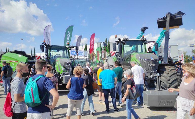 Agriumbria si conferma l'evento di riferimento per il mondo agricolo italiano