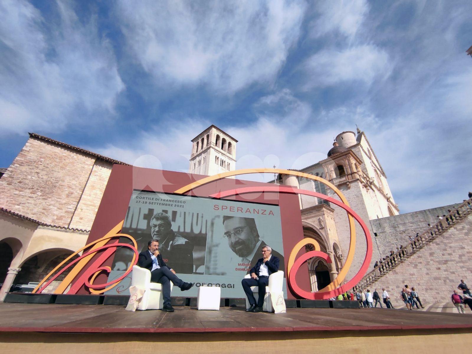 """Cortile di Francesco 2021: """"Successo di pubblico è segno di normalità"""""""