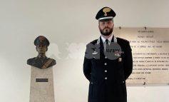 Compagnia carabinieri di Assisi, nuovo comandante: è il capitano Vittorio Jervolino