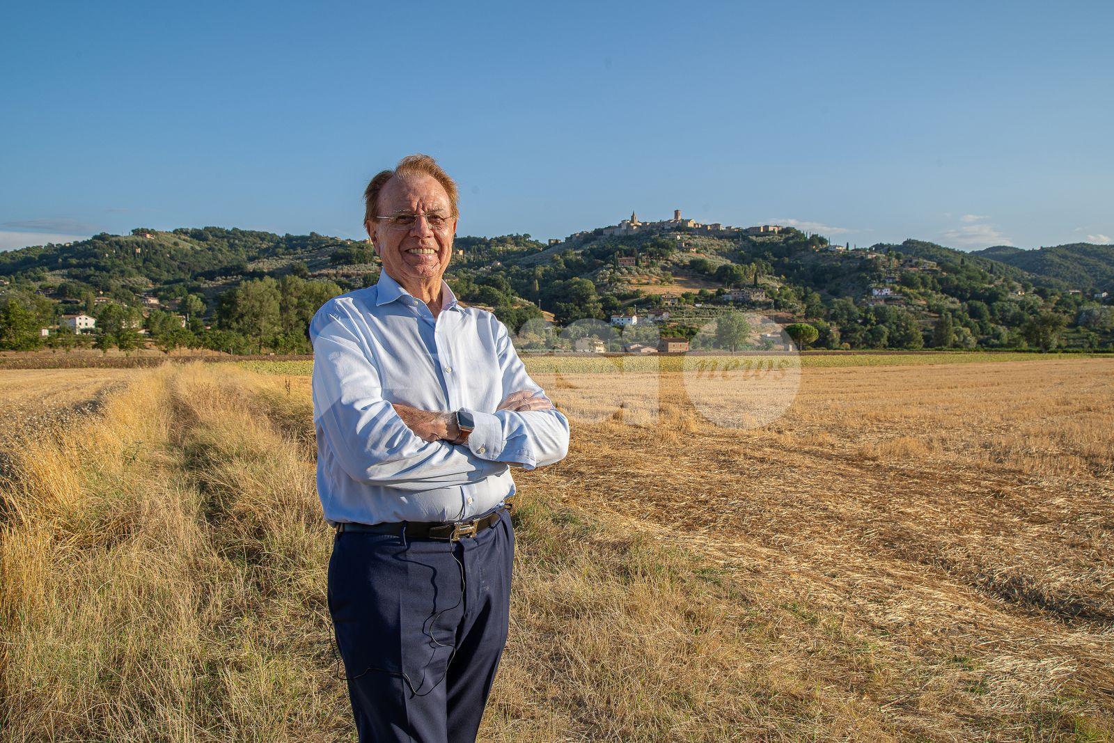 """Lamberto Marcantonini: """"Vogliamo terminare il lavoro cominciato 5 anni fa""""(video)"""