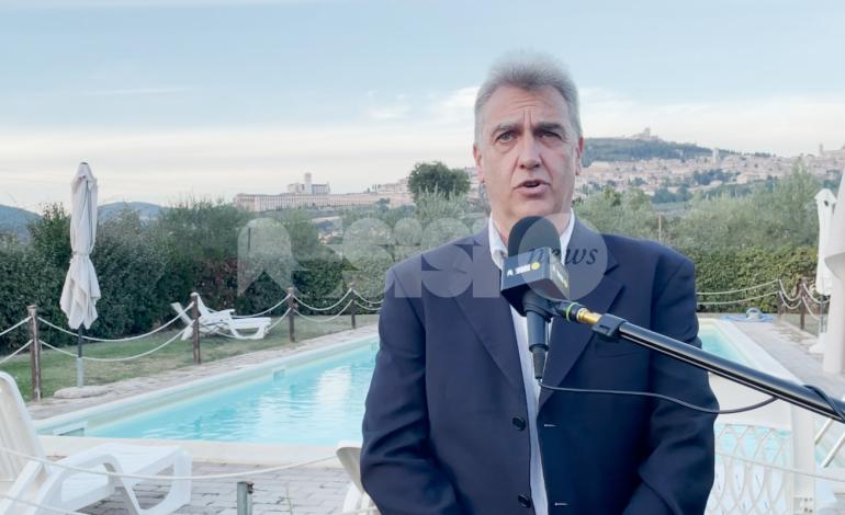 Roberto Sannipola, l'intervista ad AssisiNews per le amministrative 2021 (video)
