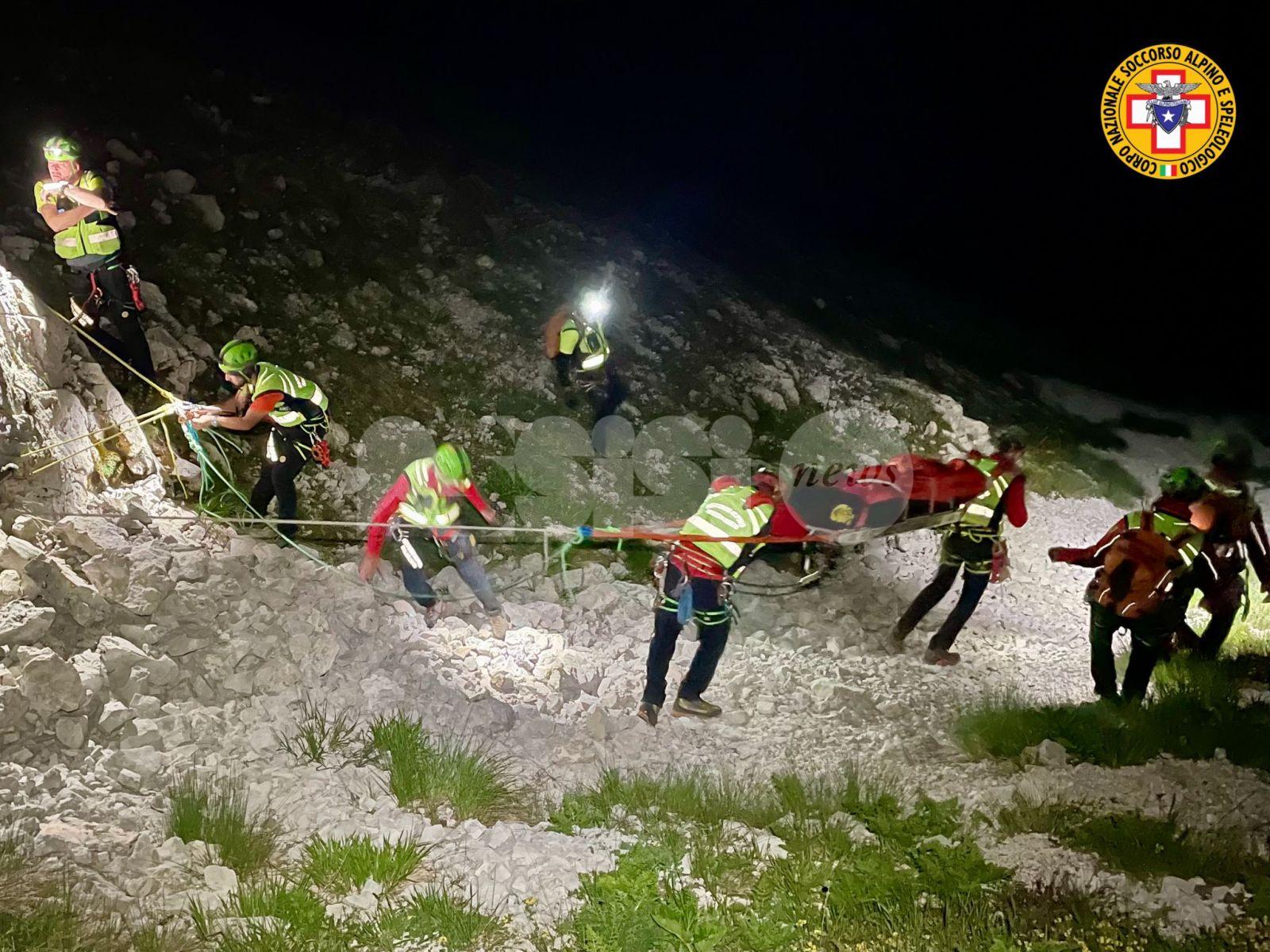 Escursionista disperso tra Assisi e Spello ritrovato dal Sasu