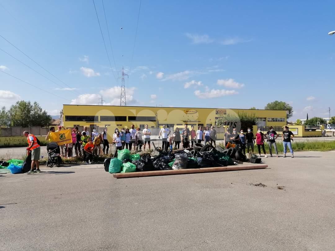 World Cleanup Day 2021, il MSDG e altre associazioni in azione (foto)
