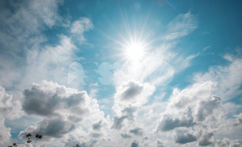 Meteo Assisi 17-19 settembre 2021, giornate nuvolose con diffusi piovaschi