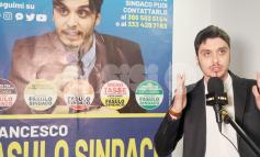 Francesco Fasulo, l'intervista ad AssisiNews per le amministrative 2021 (video)