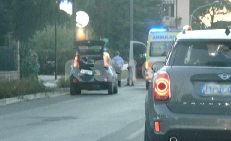 Incidente a Santa Maria degli Angeli, coinvolte tre auto