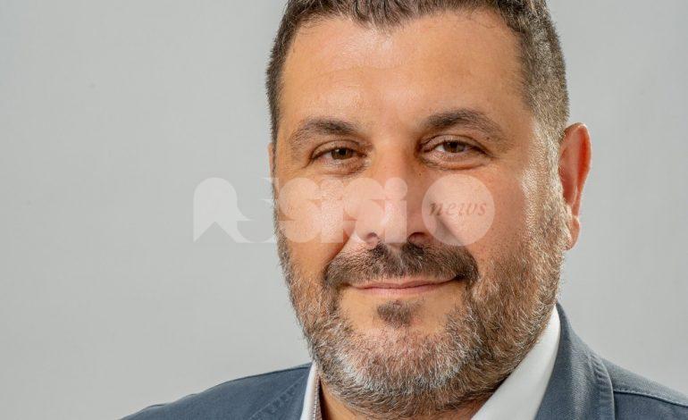Luigi Bastianini, con Forza Italia Progetto Assisi e per Marco Cosimetti