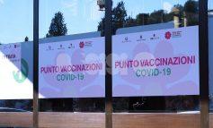 Punti vaccinali territoriali, dal 12 settembre accesso diretto alla vaccinazione