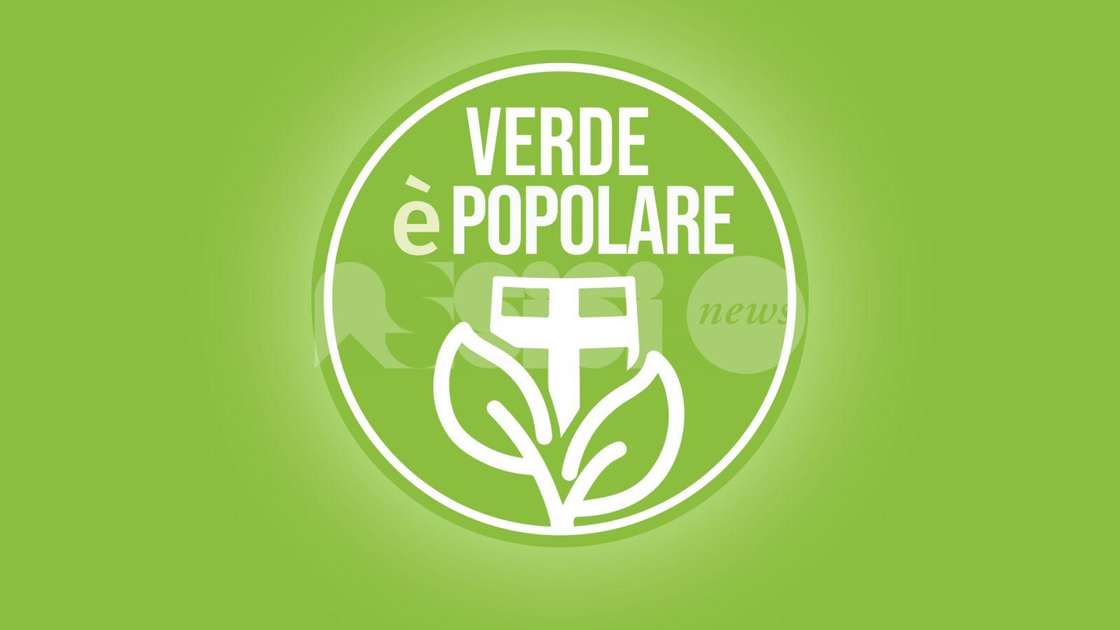 Verde è Popolare, oggi la prima assemblea ad Assisi