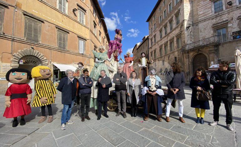 Eurochocolate 2021, inaugurato il Perugia Chocolate District