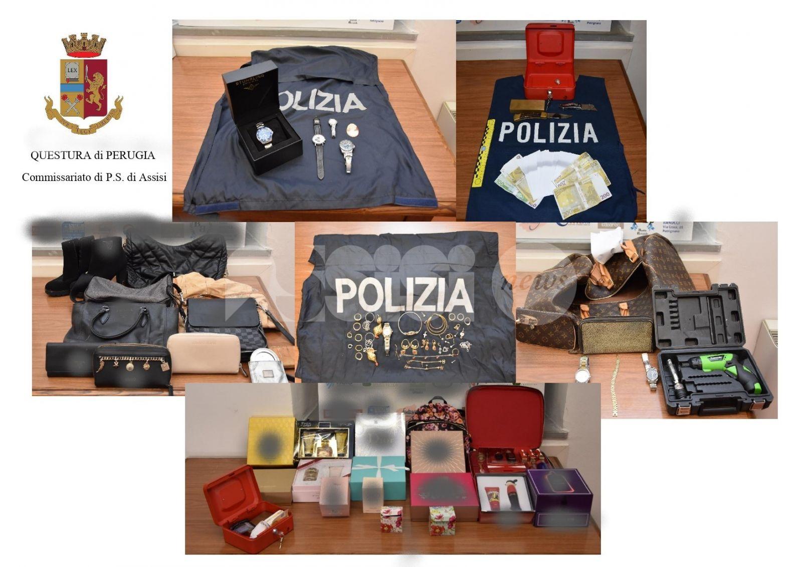 Banda dei furti, arrestati e incarcerati gli ultimi due componenti
