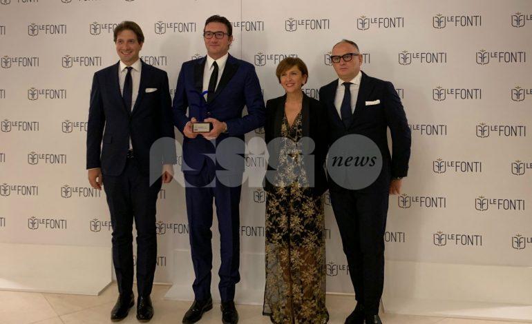 Manini Prefabbricati vince per la seconda volta Le Fonti Italy
