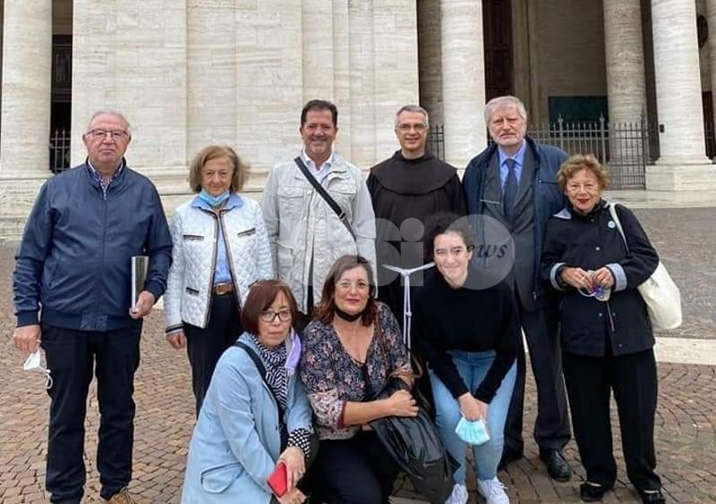 La presidente nazionale Unicef Carmela Pace in visita ad Assisi e Cannara