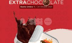 Extrachocolate 2021, per Eurochocolate nel centro di Bastia tante iniziative: il programma