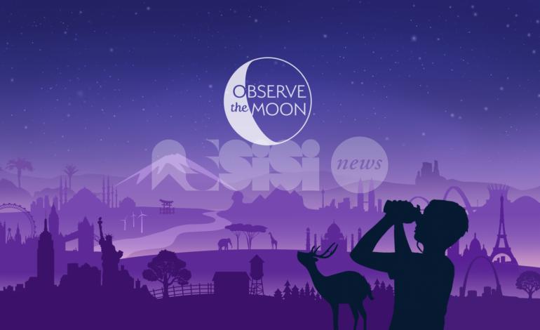 International Observe the Moon Night 2021, aderisce anche l'Osservatorio di Porziano
